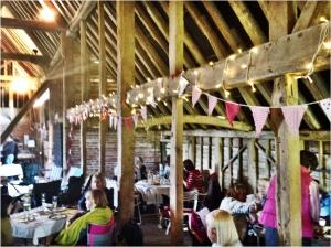 The Big Barn (photo by Sarah Rayner)