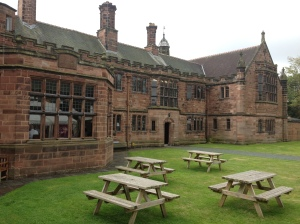 Gladstone's Library in north Wales