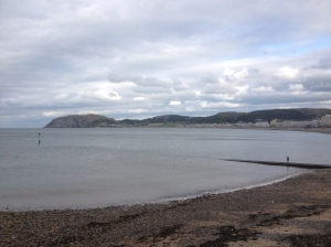 Beautiful Llandudno in north Wales