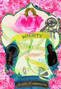 Book Cover-Mighty Like A Rose